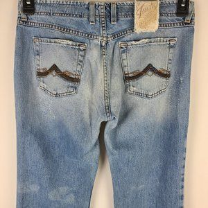 Lucky Brand Old World Lacey Wonder USA Jeans 8/29